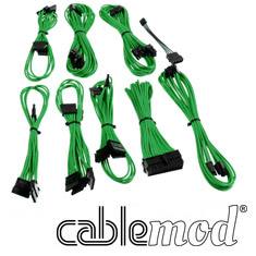 CableMod B-Series SP ModFlex Cable Kit Green