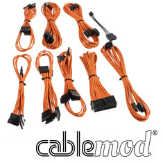 CableMod B-Series SP ModFlex Cable Kit Orange (Open Box)