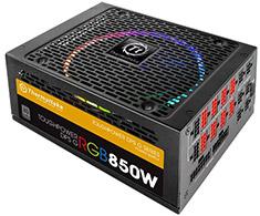 Thermaltake Toughpower DPS G RGB 850W Titanium Power Supply