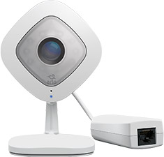 Netgear Arlo Q Plus FHD Security Camera with Audio/Ethernet/POE