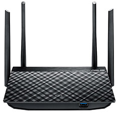ASUS RT-AC58U Dual Band Wireless AC Gigabit Router