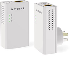 Netgear PL1000 Powerline 1000 Mbps Set