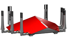 D-Link DIR-895L AC5300 Ultra Tri-Band Wi-Fi Router NBN Ready