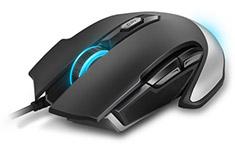 Rapoo V310 RGB Laser Gaming Mouse Black
