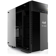 In Win 509 Full Tower Case With Tempered Glass
