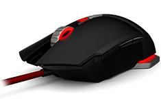 Das Keyboard Division Zero M50 Pro Gaming Mouse