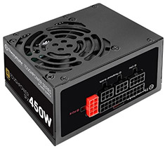 Thermaltake Toughpower SFX 450W 80 Plus Gold Power Supply