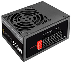Thermaltake Toughpower SFX 600W 80 Plus Gold Power Supply