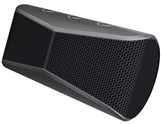 Logitech X300 Mobile Wireless Stereo Speaker Black Silver