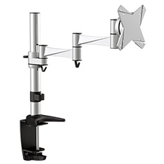 Brateck Single Flexi Arm Monitor Mount