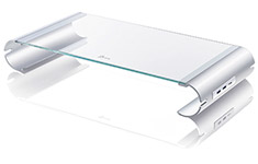 j5create Desk Stand with Integrated USB3.0 Hub