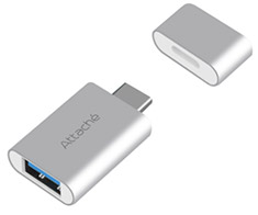 mbeat Attache USB Type-C To USB 3.1 Adapter