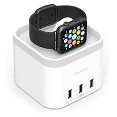 mbeat PowerTime Apple Watch Charging Dock 3 Smart Charging Ports