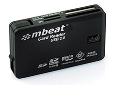 mbeat All-In-One Card Reader