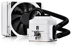 Deepcool Gamer Storm Captain 120EX AIO Liquid Cooling White