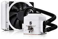 Deepcool Gamer Storm Captain 120EX AIO Liquid Cooling White