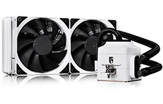 Deepcool Gamer Storm Captain 240EX AIO Liquid Cooling White