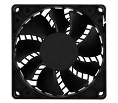 SilverStone Air Penetrator AP81 80mm Fan
