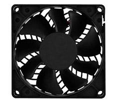 SilverStone Air Penetrator AP81 80mm Fan