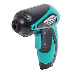 Pros Kit USB Li-ion Cordless Screwdriver 3.6V