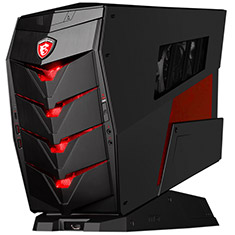 MSI Aegis X-020AU Core i7 Gaming Desktop