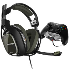 Astro Gaming A40TR and Mixamp M80 Xbox One Gen3 Olive