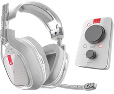 Astro Gaming A40TR Xbox Headset and MixAmp Pro TR White