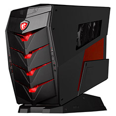 MSI Aegis 032AU Core i7 GTX 1060 Gaming Desktop