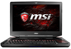MSI GT83VR Titan SLI 18.4in Core i7 Gaming Notebook [6RF-050AU]