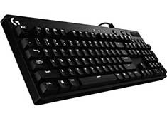Logitech G610 Orion Backlit Mech Keyboard Cherry Red