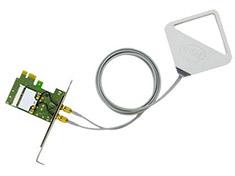 Intel Dual Band Wireless-AC 7260 + Bluetooth for Desktop