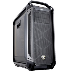 Cougar Panzer Max EATX Case with Window