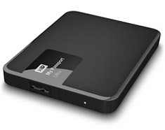 Western Digital WD My Passport Ultra 2TB 2.5in External HDD
