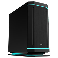 Aerocool Dead Silence DS 230 Case Black