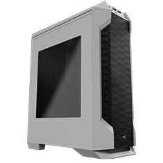 Aerocool LS-5200 White Mid Tower Case with Window