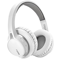 Rapoo S200 Bluetooth Stereo Headset White