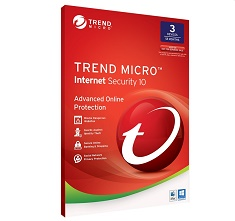 Trend Micro Internet Security 2016 3 Users 1 Year OEM