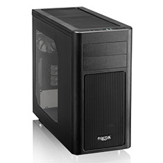Fractal Design ARC Mini R2 Case Black
