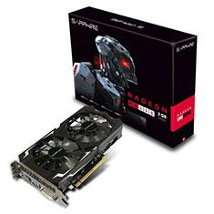 Sapphire Radeon RX 460 D5 OC 2GB
