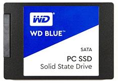 Western Digital Blue PC SSD 500GB