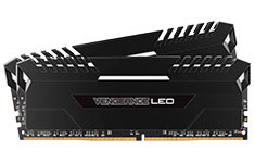 Corsair Vengeance LED CMU32GX4M2C3200C16 32GB (2x16GB) DDR4