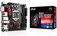 ASUS B150I Pro Gaming WiFi Aura Mini ITX Motherboard