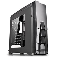 Thermaltake Versa N25 Window Mid Tower with 600W PSU