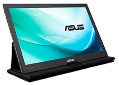ASUS MB169C+ 15.6in Full HD USB Type-C Portable Monitor