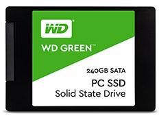 Western Digital Green PC SSD 240GB