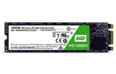 Western Digital Green PC M.2 2280 SSD 240GB