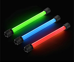 Thermaltake Pacific RGB G1/4 PETG Tube 16mm OD 12mm ID 6 Pack