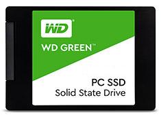 Western Digital Green PC SSD 120GB