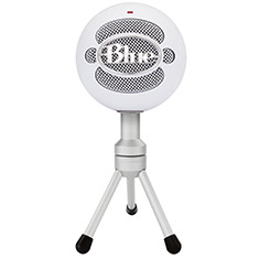 Blue Microphones Snowball USB Microphone iCE - White