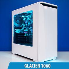 PCCG Glacier 1060 Gaming System